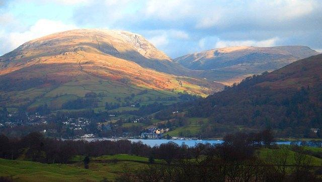 2008 01 30  Ambleside and Red Screes