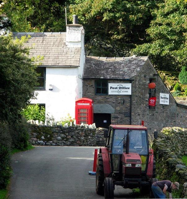 2008 09 23  Duddon Valley  Ulpha Post Office