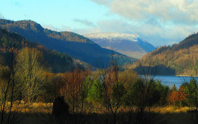 2011 01 11  Thirlmere and Lonscale fell