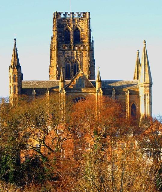 2012 01 02 Durham Cathedral East end