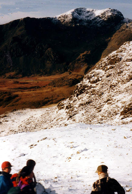 1994 12  Scafell from the Crinkles.jpg