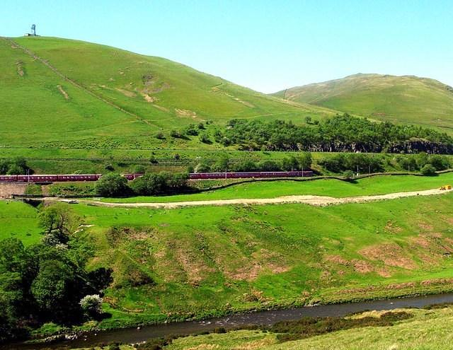 2009 05 30  Royal Scot - heading for Tebay