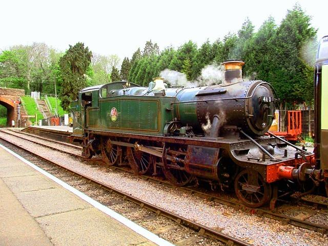 2014 05 07 Bishops Lydeard early train 4160