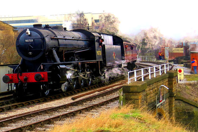 2015 02 08 WVR Keighley WD8F
