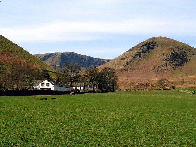 bannerdale crags and the tongue  5