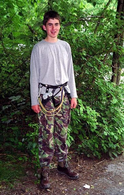 2004  Nick at GoApe.JPG