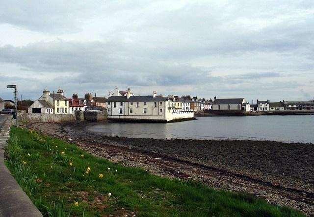 DG Isle of Whithorn - harbour buildings.jpg