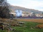 2006 03 18  Train  approaching Kents Bank.jpg