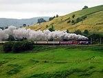 2006 08 05  Duchess of Sutherland approaching Tebay.jpg