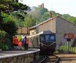 2006 09 21  WSR : Diesel arrival at Watchet.jpg