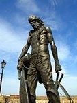 2006 09 21  Watchet : The ancient mariner.jpg
