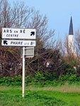 2007 02 28  Ars en Re  Church Landmark.jpg