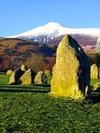 2008 12 06  Castlerigg Stone Circle and Skiddaw