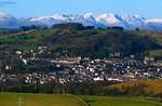2010 01 30  Kendal and the Lakeland Fells