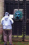 2010 12 31  Brougham Hall  knocker