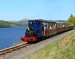 2011 04 27 Bala Railway and Llyn Tegid For More see TRAINS Album