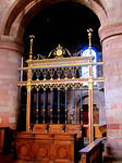 2011 07 13 Carlisle Cathedral Regimental memorial
