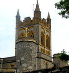 2011 07 28 Buckfast Abbey The Tower