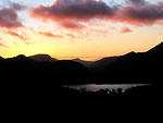 2012 01 05 Derwent water sunset 1