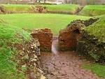2012 01 18 Caerleon Roman amphitheatre entrance