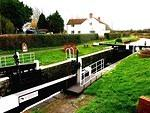 2012 01 19 Bridgwater & Taunton Canal 12 Lower Maunsell lock