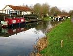 2012 01 19 Bridgwater & Taunton Canal 15 Lower Maunsell Canal Centre