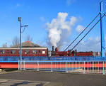 2012 02 18 Preston Dock Railway Furness 20 and bridge
