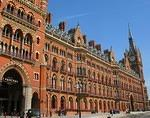 2012 03 29 London St Pancras finished facade