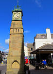 2012 09 19 Otley Memorial clock tower