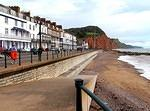 2012 09 26 Sidmouth promenade looking east