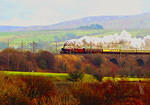 2012 11 17 Princess Elizabeth climbing up from Tebay MORE in TRAINS album