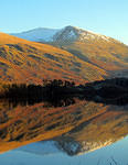 2012 12 11 Thirlmere and Helvellyn reflected