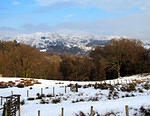 2013 01 22 Little Langdale - High Park view of Loughrigg