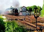 2013 06 19 Appleby North box and junction to Warcop For MORE see TRAINS album