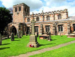 2013 08 07 Appleby Church from the south-east