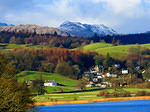 2014 01 09 South Lakeland photoshoot Bowfell from Esthwaite