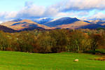 2014 01 09 South Lakeland photoshoot Fairfield Horseshoe from Hawkshead Hill