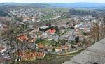 2014 03 30 St Flour Planzere sill Lower town and gare