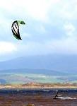 2014 04 14 Duddon Sands Sail board Millom