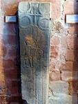2014 07 15 St Bees Priory Bowman slab