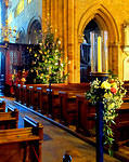2014 12 12 Priory Christmas preparations