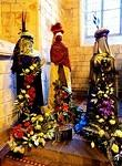 2014 12 22 Priory flowers Three kings