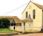 2015 02 11 West Bay Methodist chapel