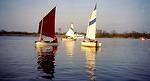 1999  Calm sailing at Ranworth.jpg