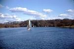 1973  Learning to sail on Salhouse Broad