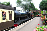 2012 07 19 West Somerset Bishops Lydeard Ready for the off