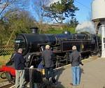 2013 03 02 KWVR Oxenhope BR 4MTposing