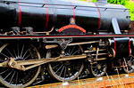 2013 08 07 Appleby Station The Fellsman LMS 5MT Armstrong Whitworth 1936