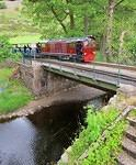 2014 05 24 Dalegarth Douglas arrives