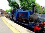 2014 05 26 Middleton railway 'Matthew Murray' 0-6-0T by Manning Wardle 1903